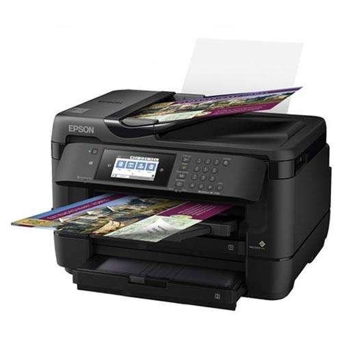 <strong>impresora</strong> Inalámbrica Epson Workforce Wf-7720 Duplex A3 A4