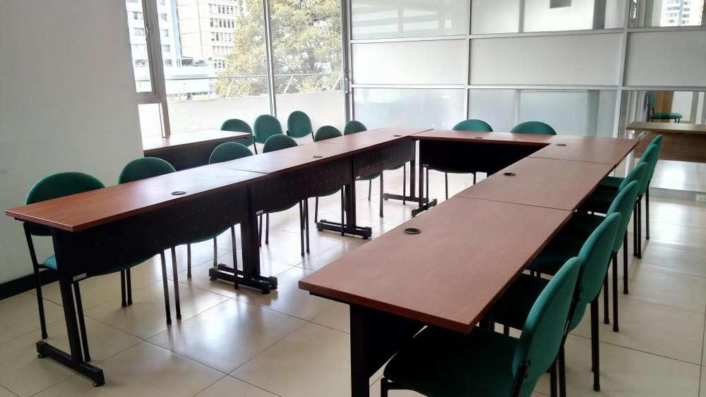 Arriendo Cubículo 32m2 independiente en oficina. Edf. Metropolitan