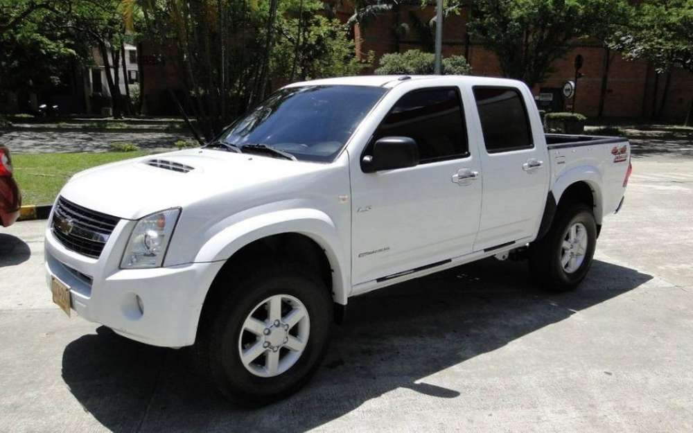 Chevrolet Luv D-Max 2012 - 0 km