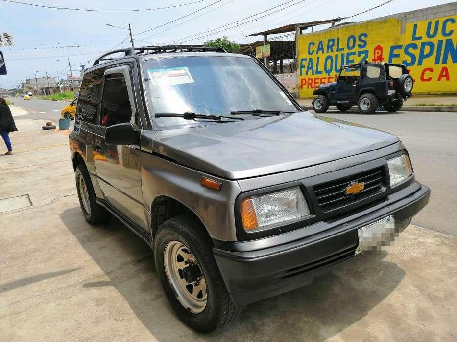 Chevrolet Vitara 2001 - 285752 km