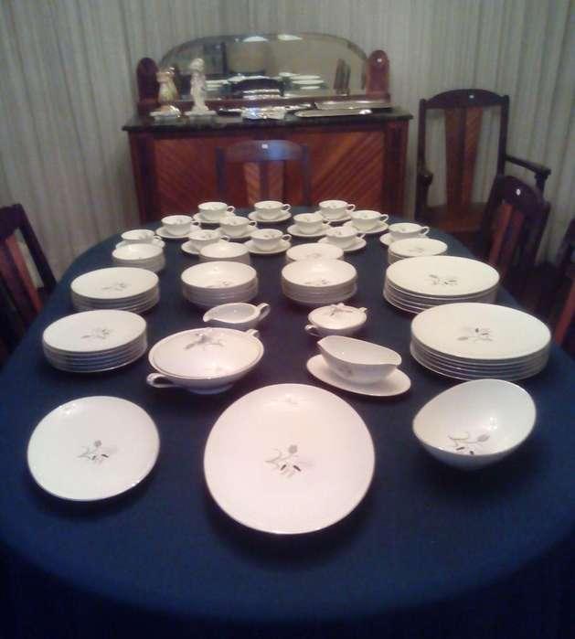 Vajilla de Porcelana Rc de Noritake