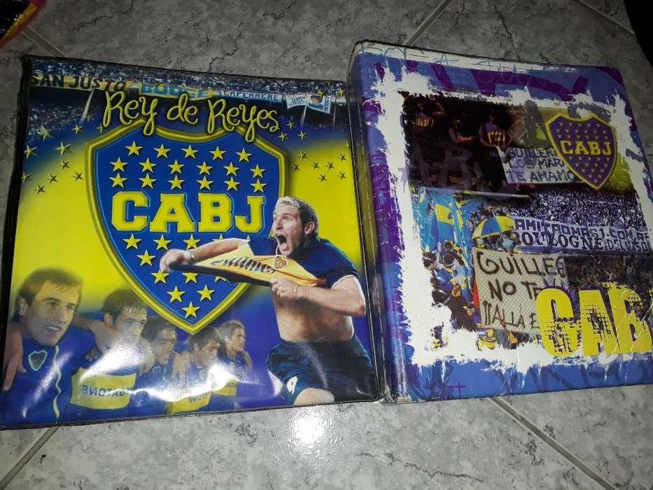 Carpeta N3 de Boca Juniors.