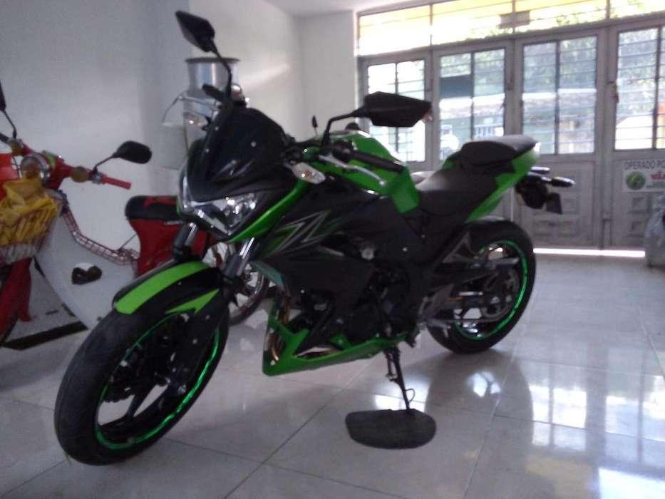 Vendo Moto Kawuasaki Z250 Inf 3203994197