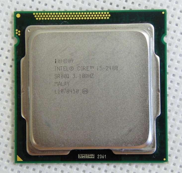 Procesador Core I5 2da Generacion