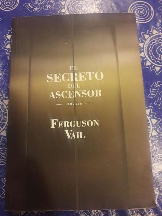 El Secreto Del Ascensor Libro