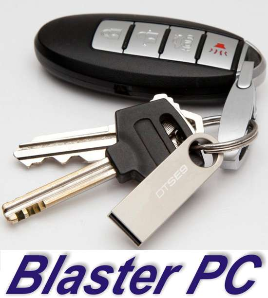 Pendrive Kingston 16gb Metal Irrompible Zona AltoRosario BLASTER PC