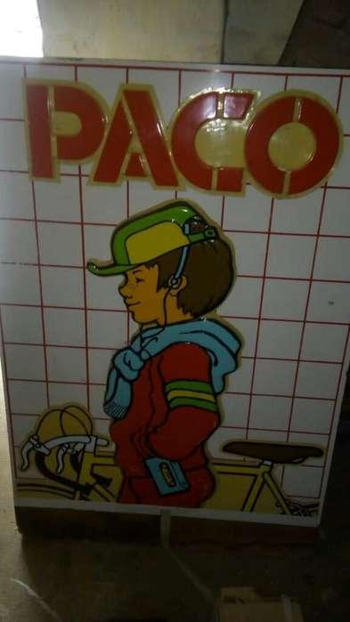 Cartel Paco