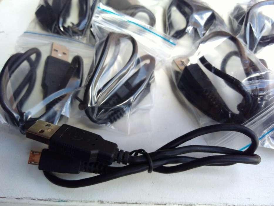 Cables para Cargar de Celulares de 50 Cm