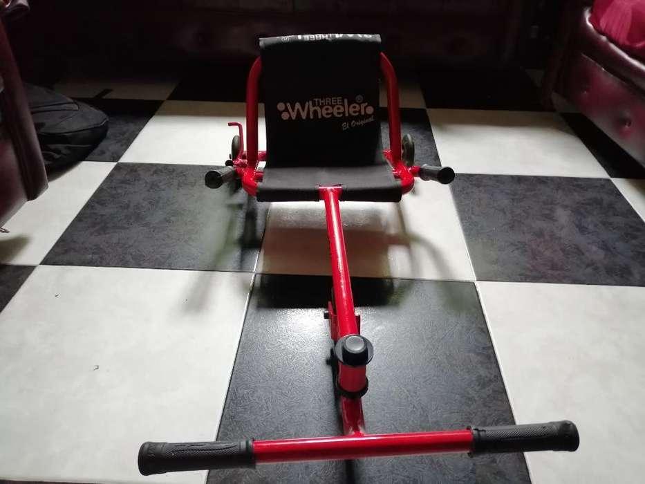 Triciclo Patineta Three Wheleer Niño