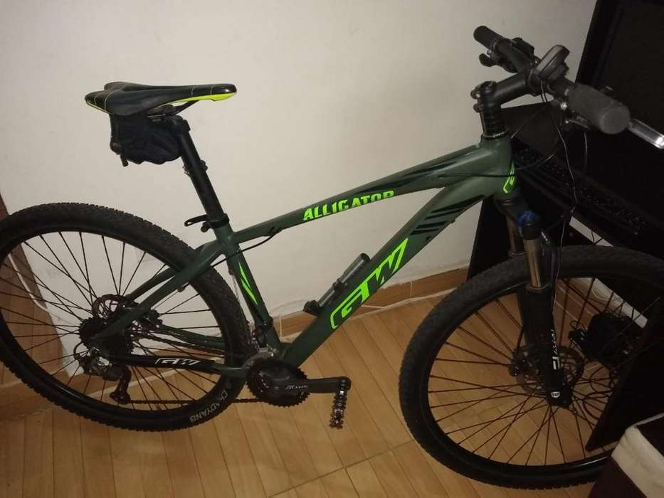 Bicicleta Alligator Rin 29,9 Velocidades