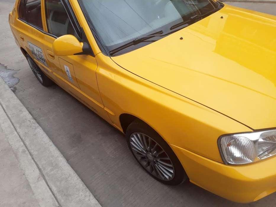 Vendo Taxi Hyundai Verna
