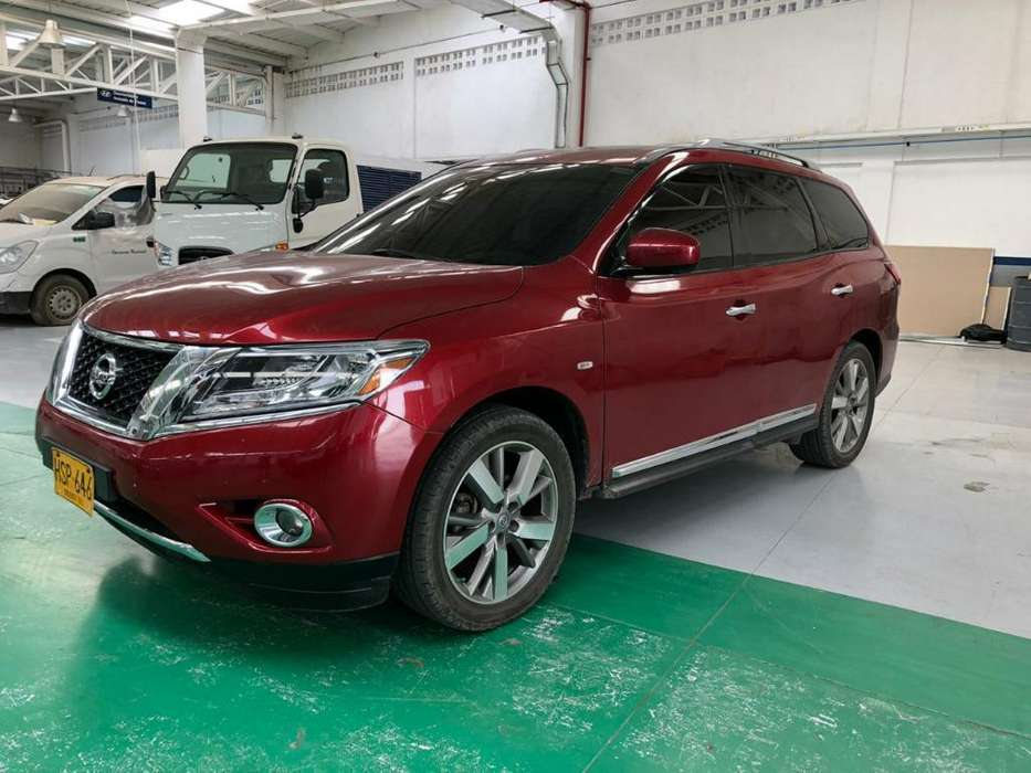 Nissan Pathfinder 2014 - 110000 km