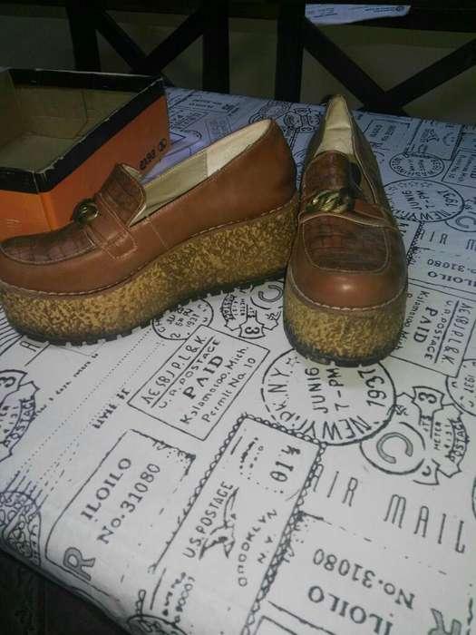Vendo Zapatos Num 40 en Muy Buen Estado