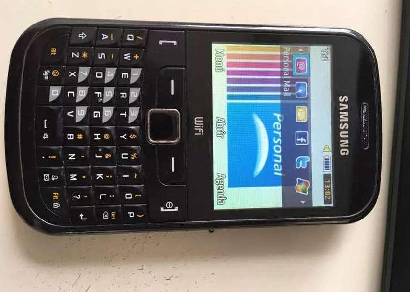 Celular Samsung chat 350 Funcionando Todo Ok Palermo Ramos