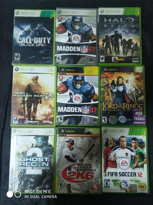 Titulos para Xbox 360
