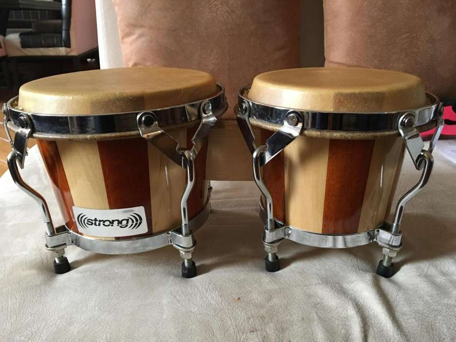 vendo bongos STRONG 60 usd