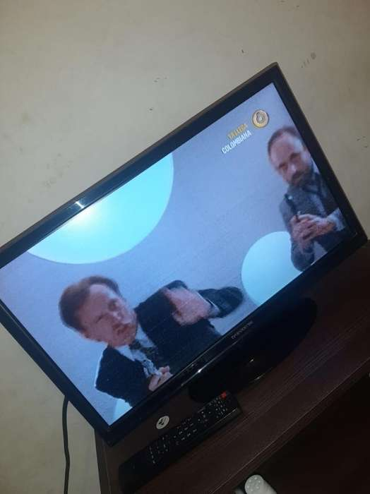 Televisor Daewood de 24 Pulgadas Control