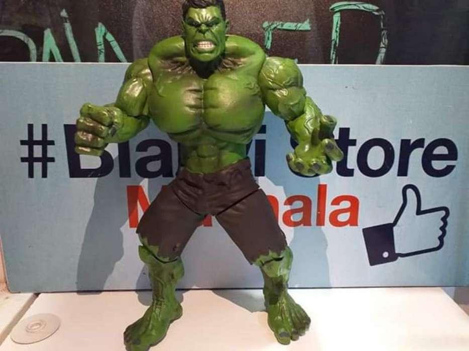 Figura Hulk Coleccionable
