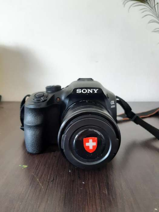 Sony A3000 20.1 Mpx Video Full Hd Reflex
