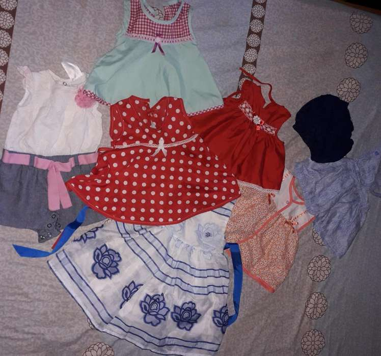 Vendo Ropa de Bb Interesados