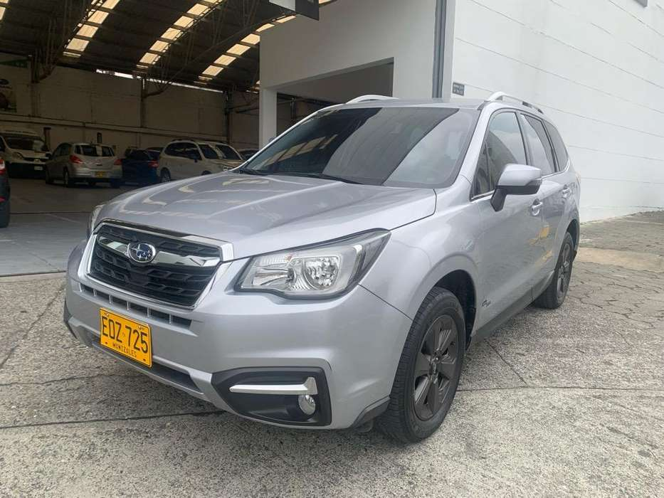 Subaru Forester 2018 - 13700 km