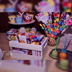 Alquiler Candy Bar