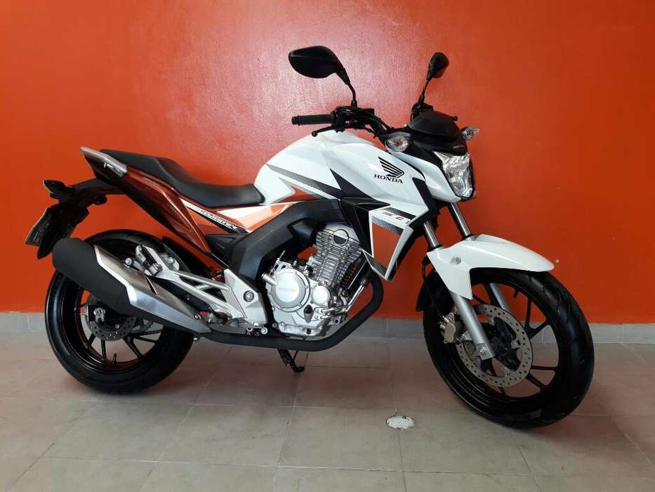 Vdo <strong>honda</strong> Twister 250 4mil Km Rcbo Motos