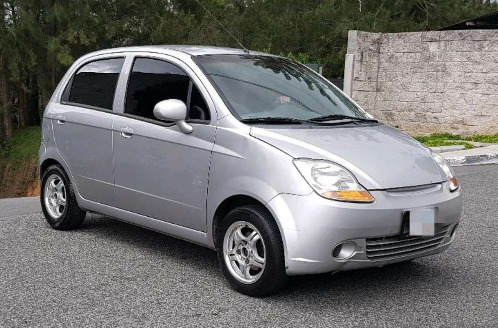 <strong>chevrolet</strong> Spark 2007 - 135000 km