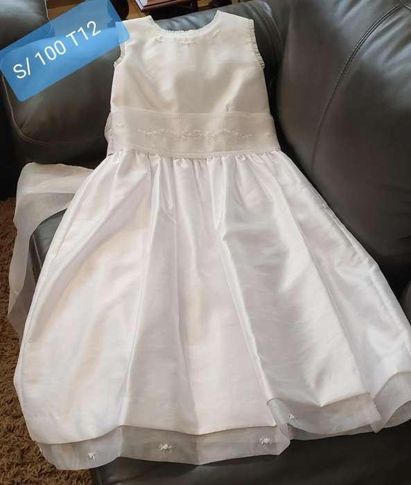 Vestidos de Niñas Un Solo Uso