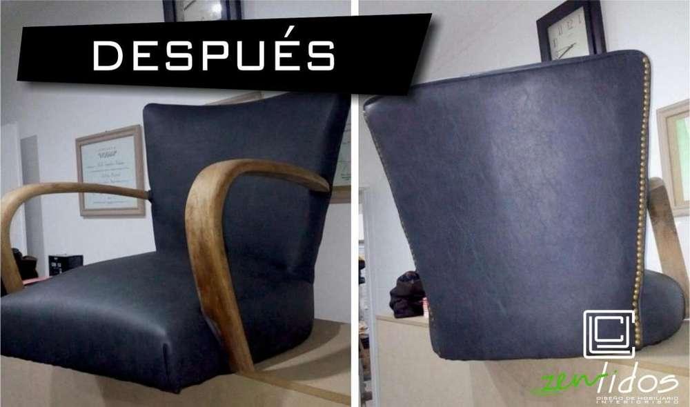 tapizados de sillas y sillones
