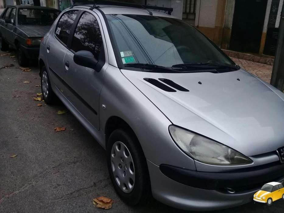 Peugeot 206 2006 - 160000 km