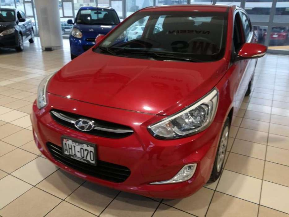 Hyundai Accent Hatchback 2015 - 58680 km