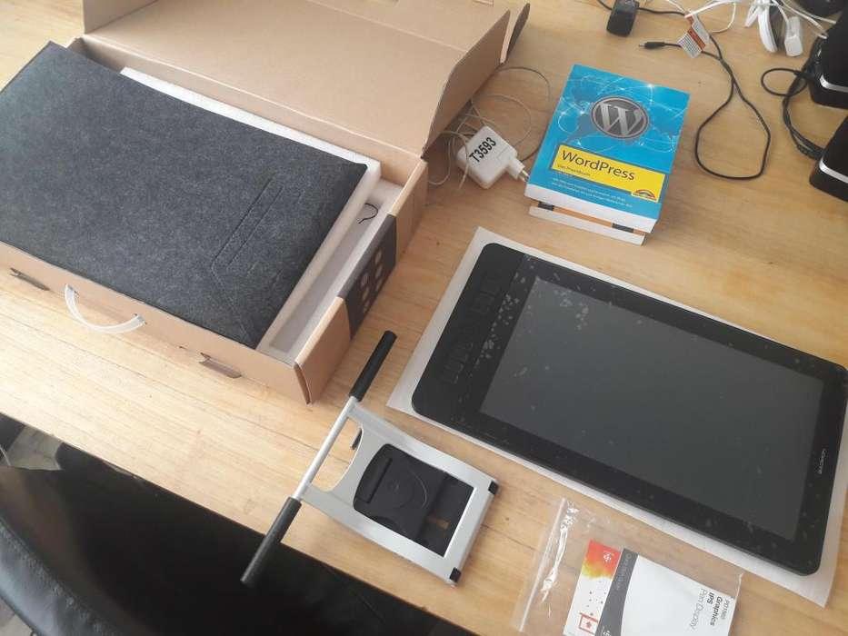 Tableta digitalizadora Gaomon Pd1560 15.6 Inch 8192 Niveles Ips