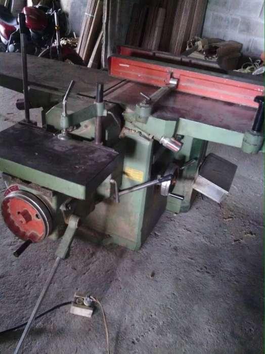 Maquina Para Carpintería Múltiple