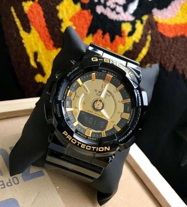 6dfd90144b70 Deportivos y Casuales Reloj G Shock Casio para Hombre Pulso en Cilicona o  Metalico Caratula Redonda