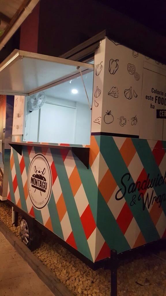 Super Oferta Carro de Food Truck