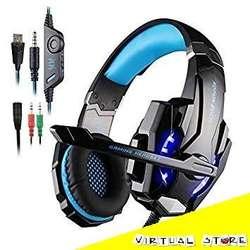 AUDIFONO CON MICROFONO PS4/PC/ANDROIDE/TABLETA