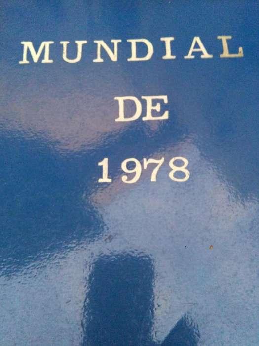 COLECCIÓN MUNDIAL MUNDIALES 78-82-86