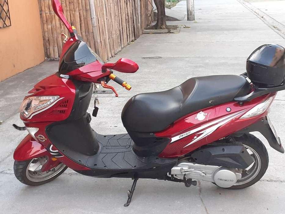 <strong>motoneta</strong> Oromoto 150c