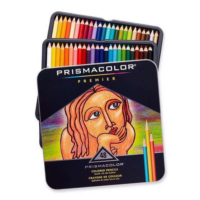 Caja X48 Prismacolor Premier Original