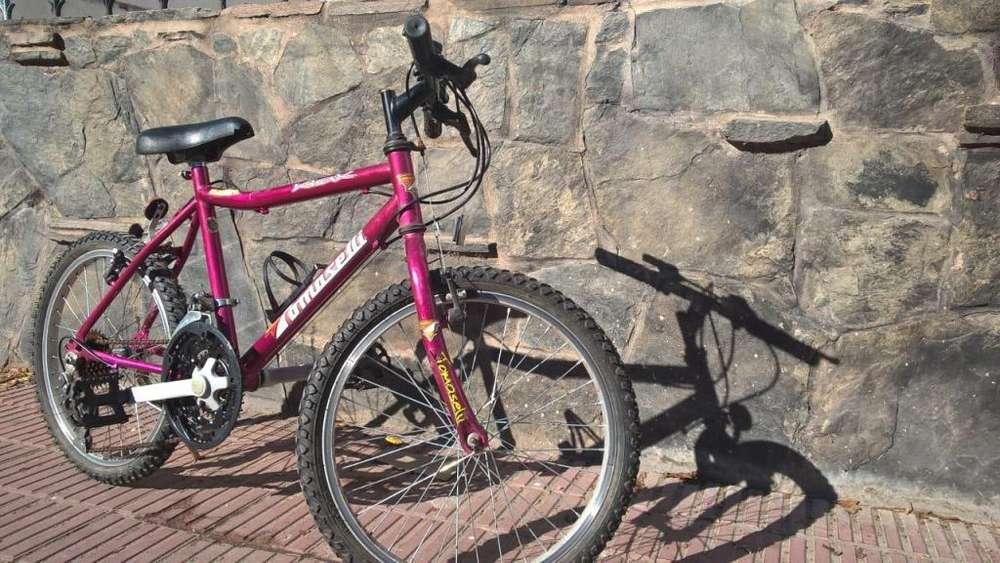 bicicleta tomaselli roddo 20 velocidades 18