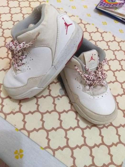 Zapatos Jordan Originales Medio Uso
