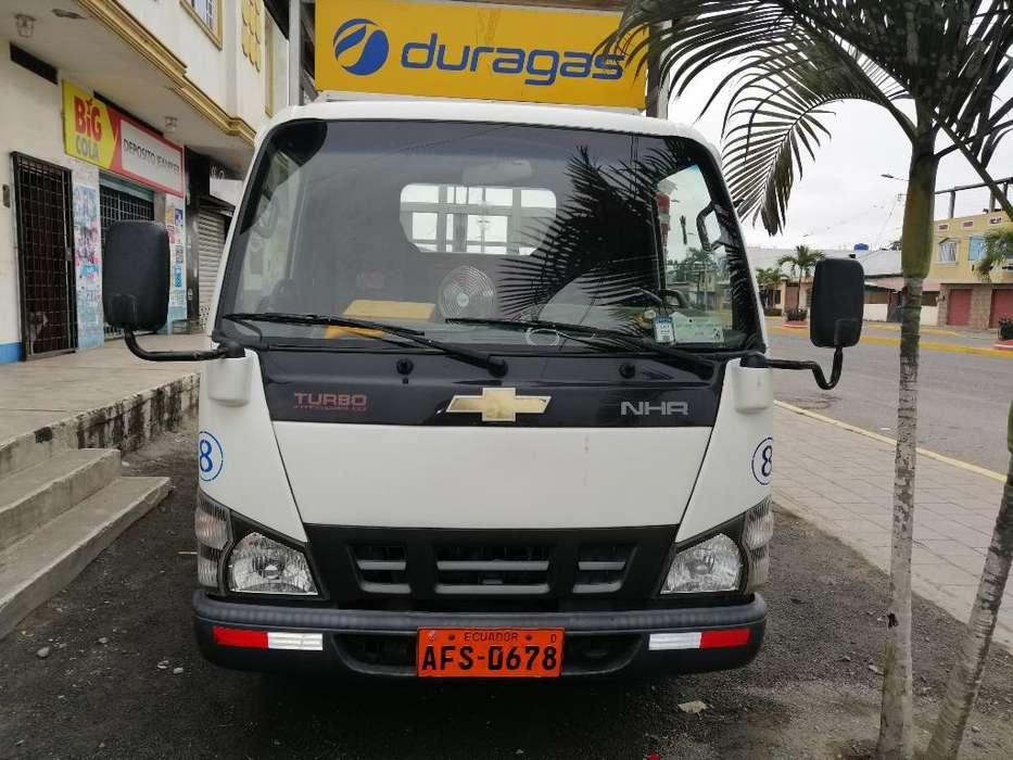 Se Vende Camión Flamante Nhr 2007