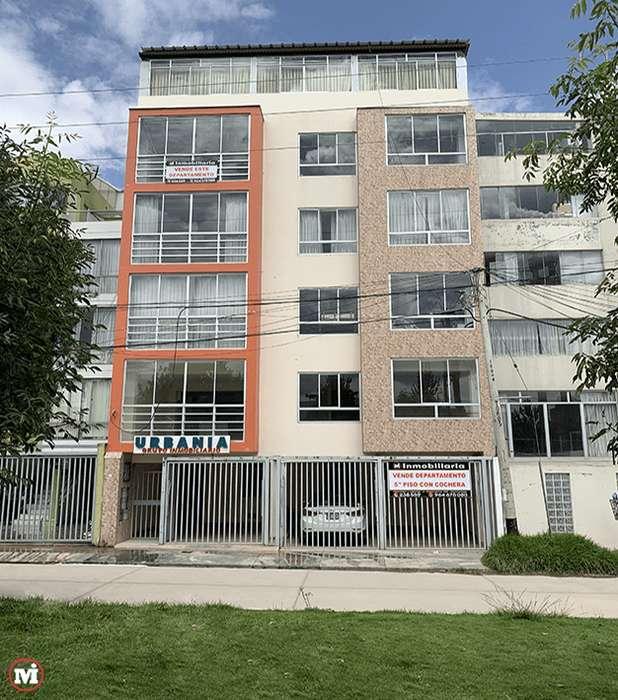 MI Inmobiliaria: VENDE DEPARTAMENTO CON COCHERA