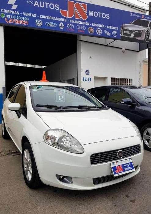 Fiat Punto  2012 - 100000 km