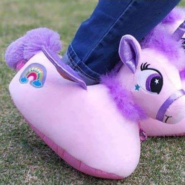 Babuchas Unicornio todas las tallas