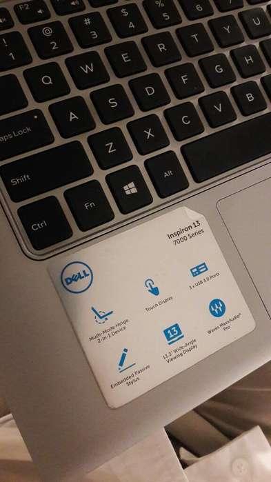 Dell Inspiron 13 Series 7000 core i5