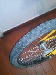 bicicleta bmx rodado 20, en buen estado