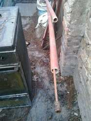 Bombeador de agua completo
