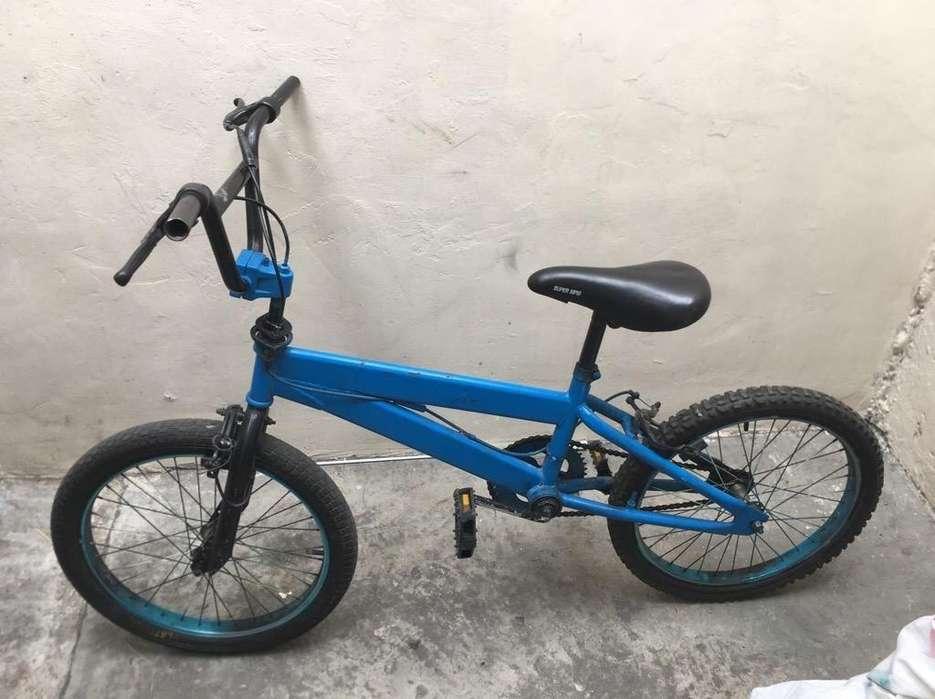 Bici Tipo Bmx Usada
